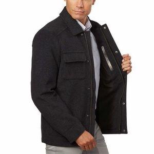 Pendleton Men's Waterproof Wool Blend Coat